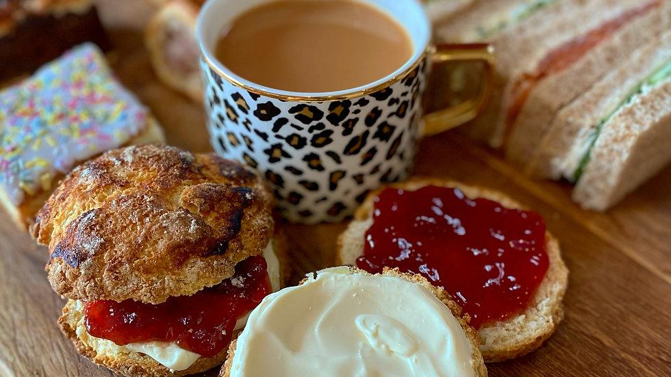 SOKA Afternoon Tea for 1