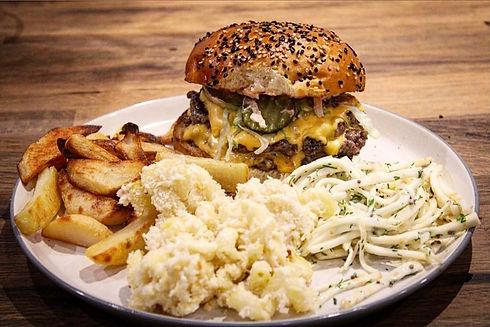 Burger delivery hertfordshire