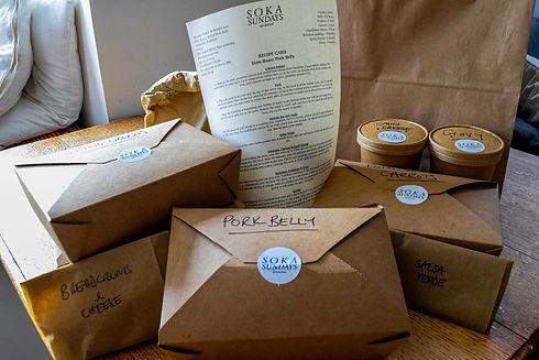 SOKA Hertford Delivery