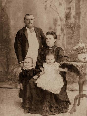 Herbert Hatton Steele and Bridena Cooney