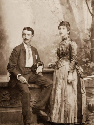 24 Harry Fred Rhead and Margaret Jane Rh