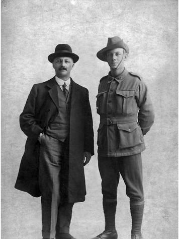 C1914 - 1919 Harry Passey and Richard Da