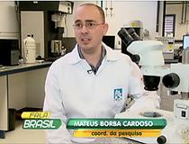 Mateus Cardoso, LNNano, nanoparticles