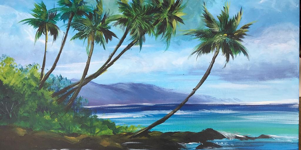 Friday Night - Tropical Seascape