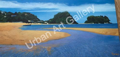 Roshan Masoumi - Golden Bay