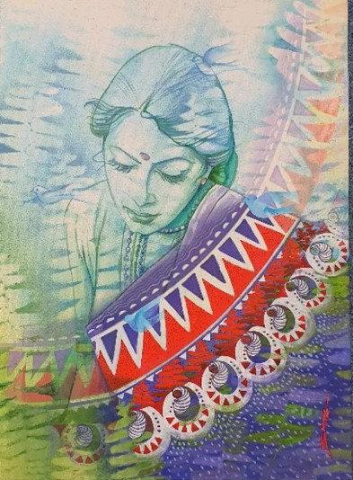 Smita Upadhye - Lady