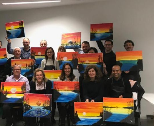 Paint & Chill Private Event