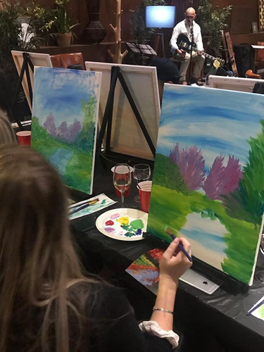 Paint & Chill Event