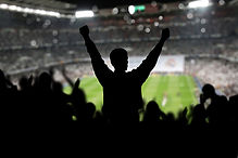 Cheering For Your Team