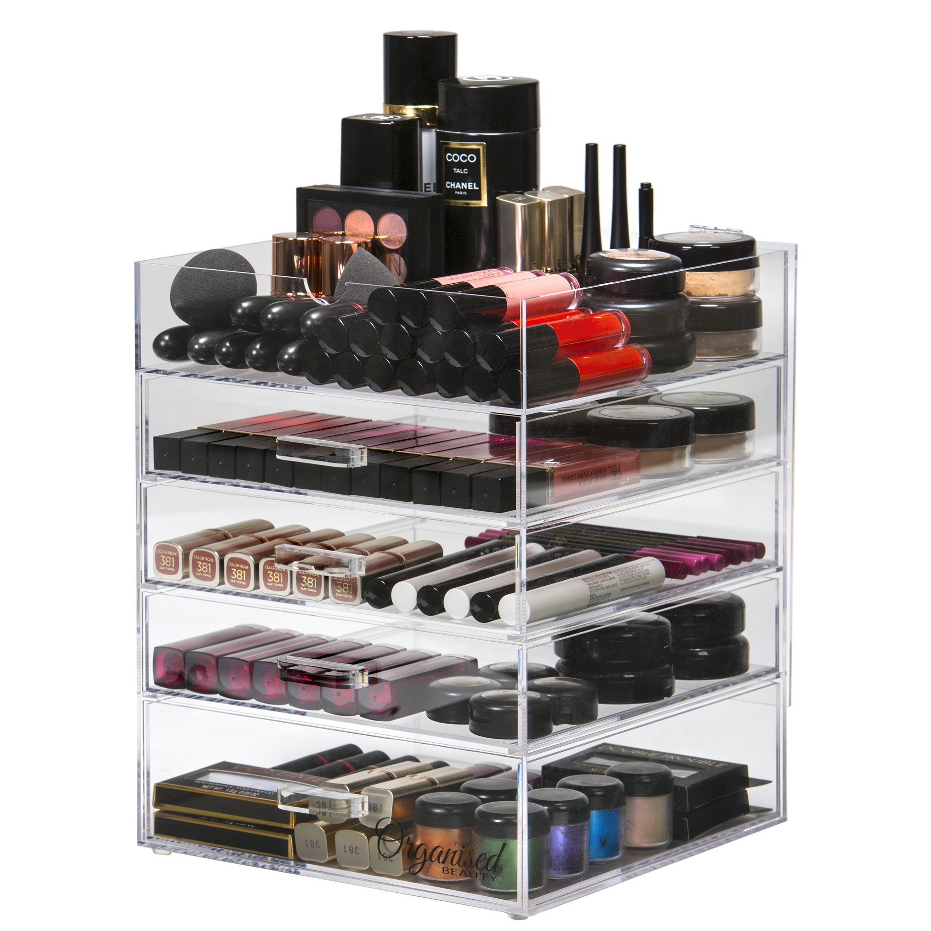 5 Tier Makeup Organiser 5