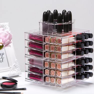 Spinning Lipstick Tower