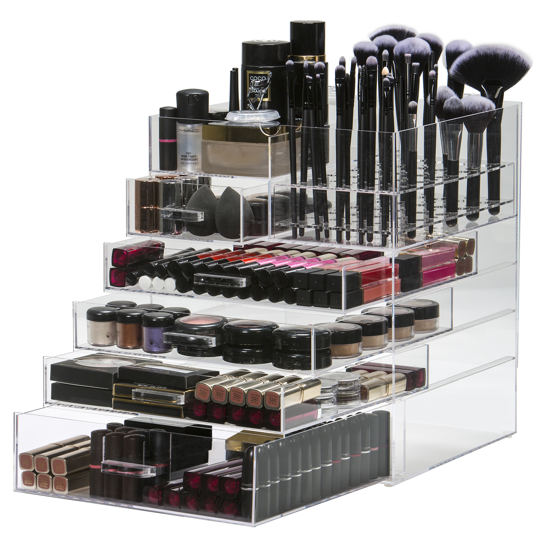 6 Tier Makeup Organiser 6