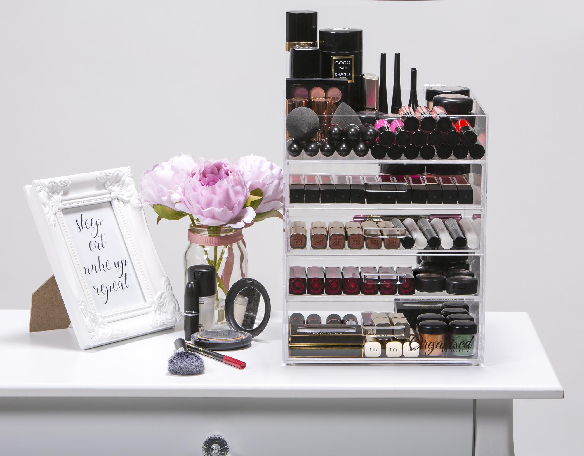 5 Tier Makeup Organiser 3