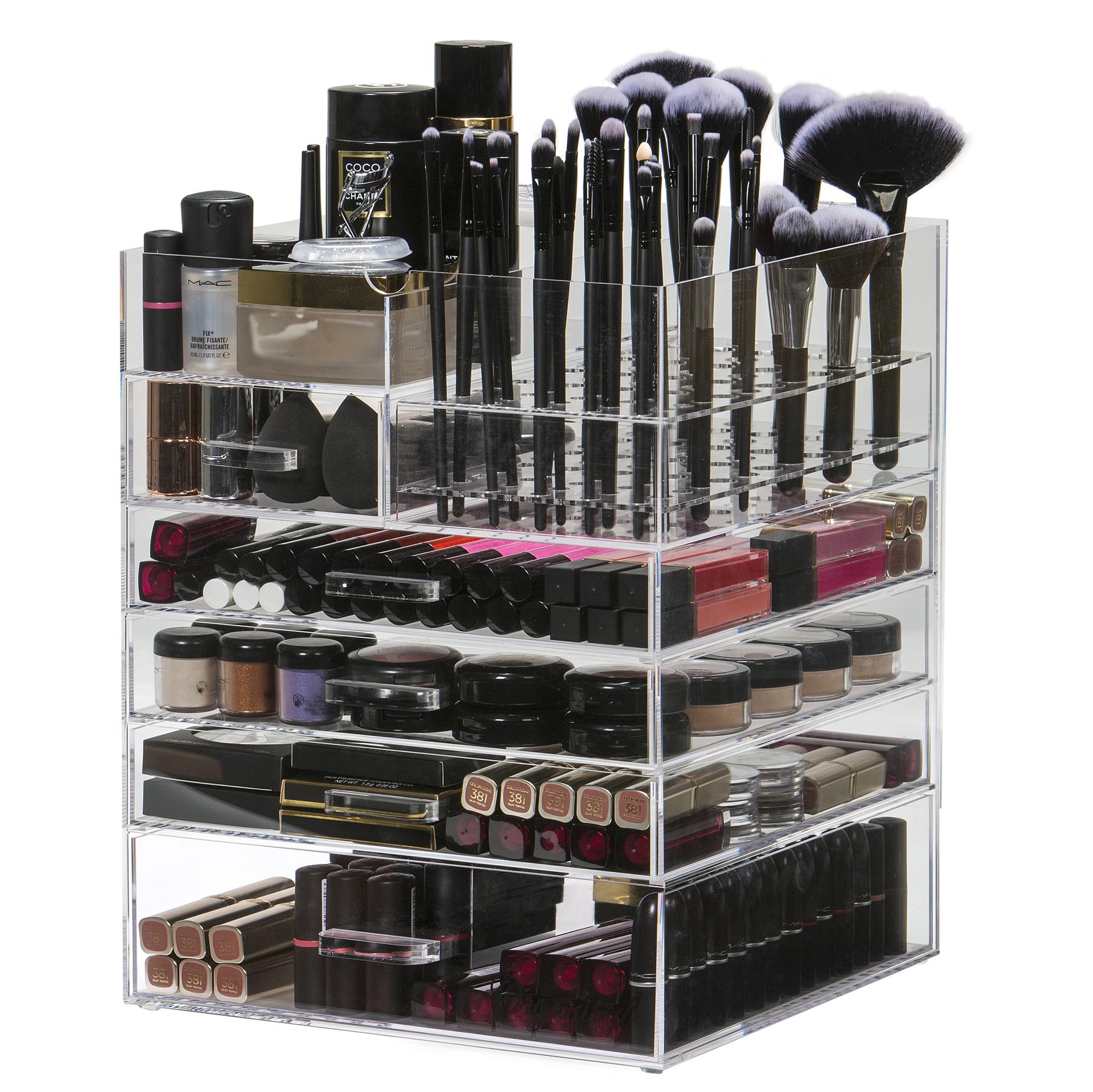 6 Tier Makeup Organiser 7