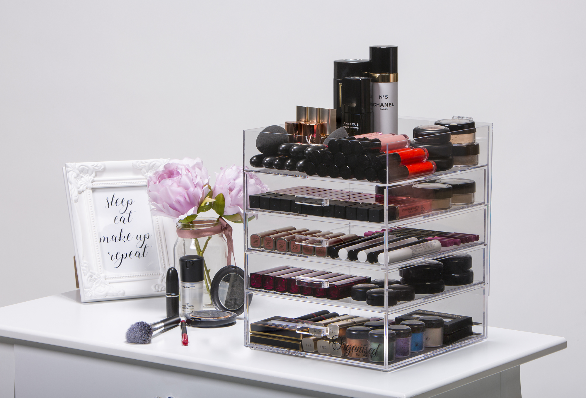 5 Tier Makeup Organiser 1