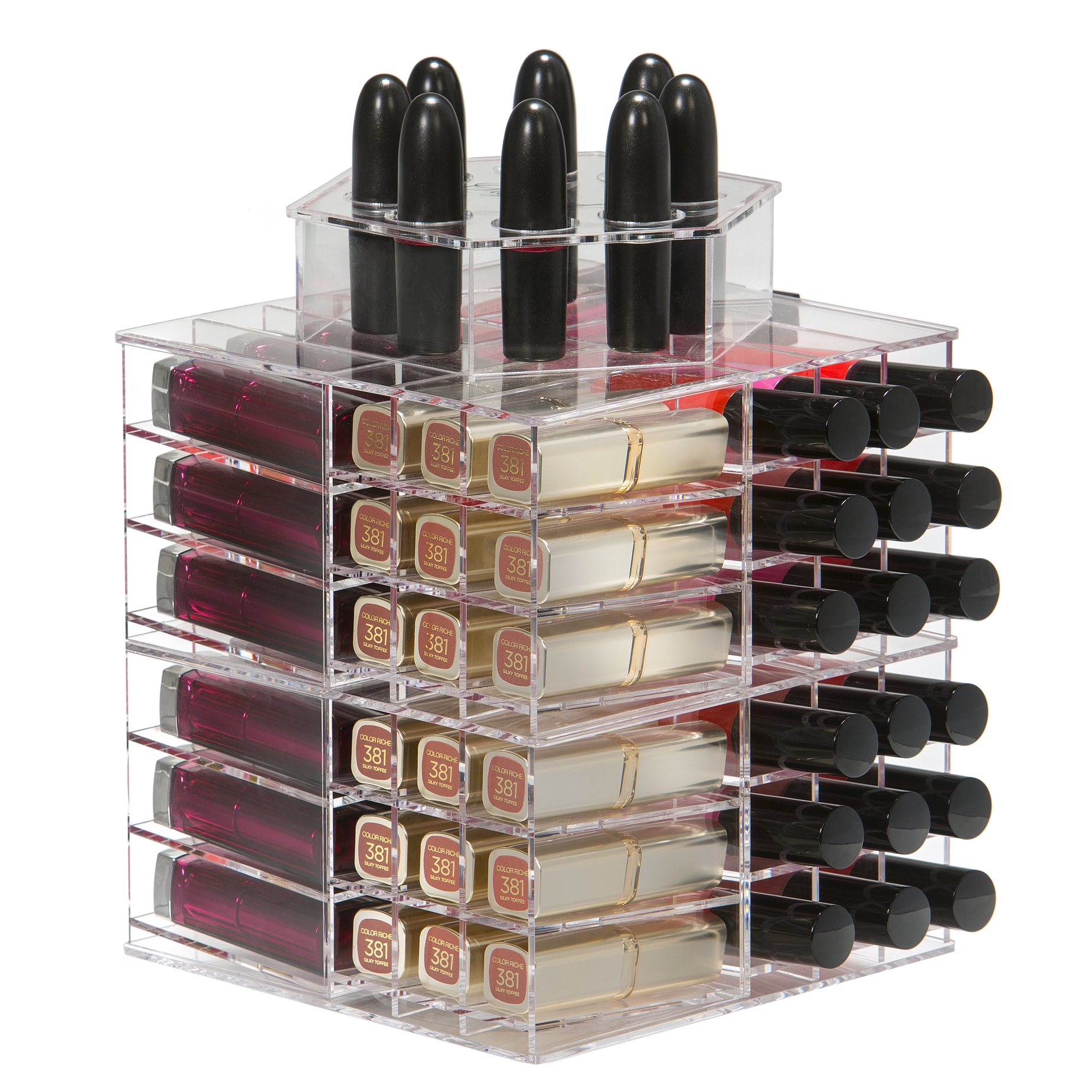 Spinning Lipstick Holder 3