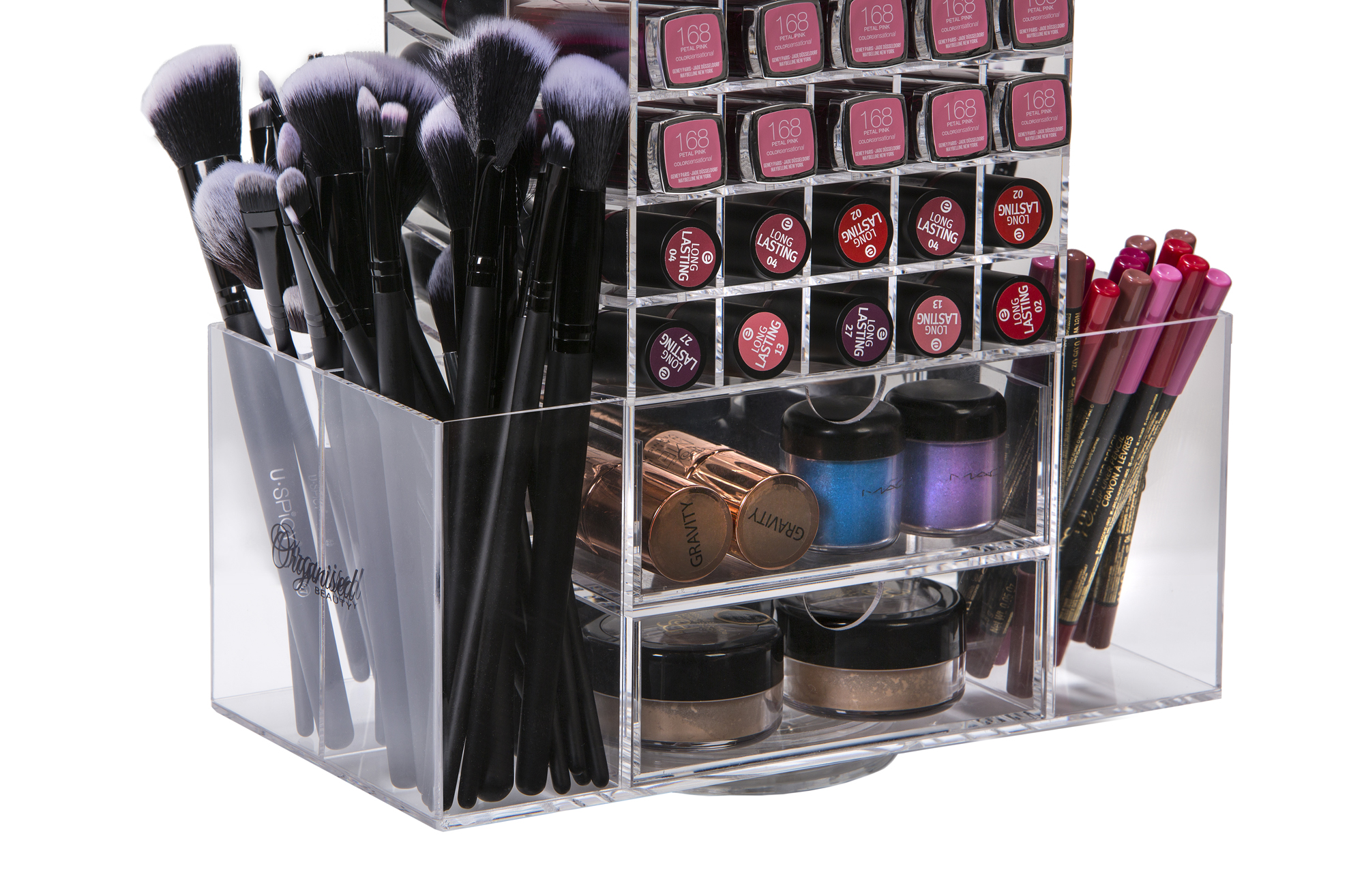 Spinning Makeup Tower 3