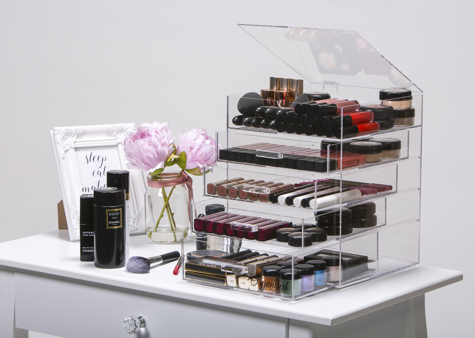 5 Tier Makeup Organiser 2