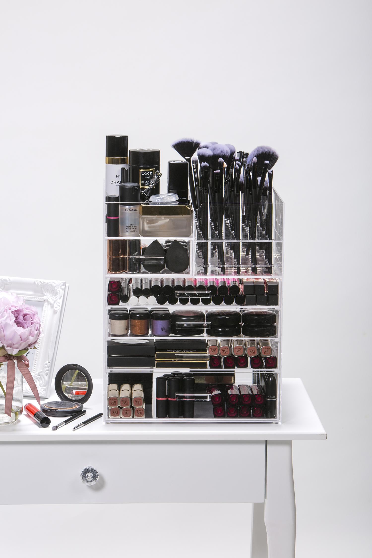 6 Tier Makeup Organiser 2