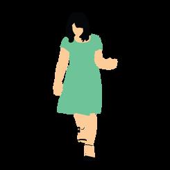 Girl Dress Walkng Toward-01.png