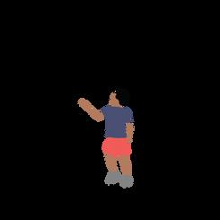 boy walking away holding something-01.pn