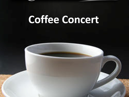 Choir brings the joy of music to crowd of 250 in Coffee Concert success