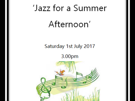 Come swing with us... and all that Jazz!