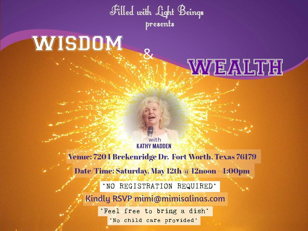 Wisdom & Wealth new