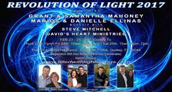 REVOLUTION OF LIGHT CONFERENCE ADVERT