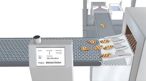 New automation system for HACCP