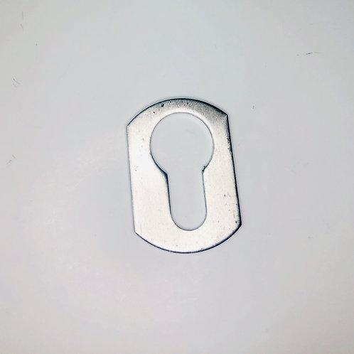 Aluminum Keyhole Washers (Pack of 25)
