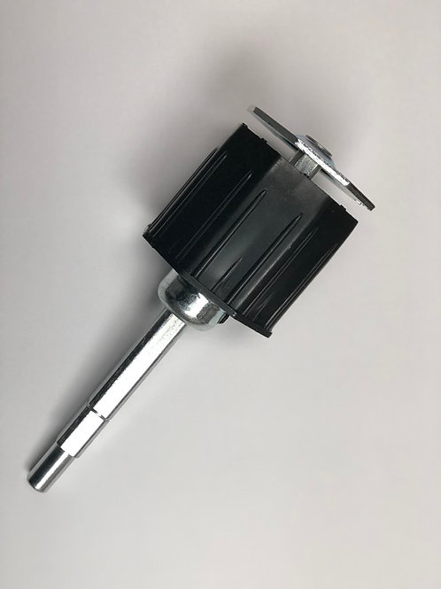 PVC Adjustable Idler Cap 60mm (or 70mm)