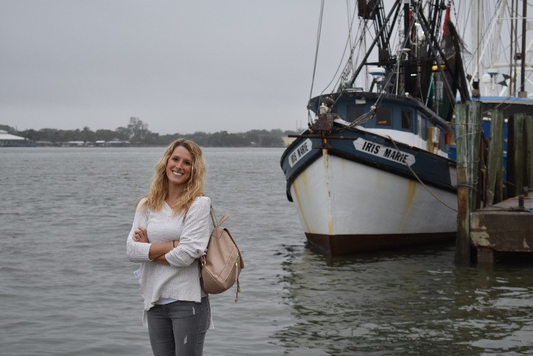 Caitlyn at Safe Harbor Docks in Atlantic Beach, FL