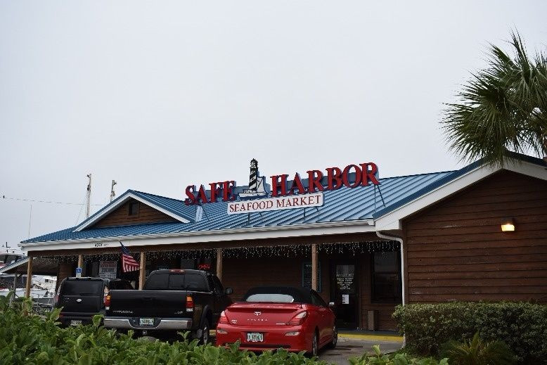 Safe Harbor Seafood Market and Restaurant (Atlantic Beach, FL)