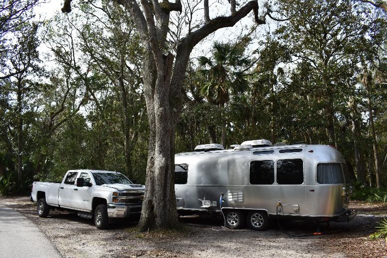 Kathryn Abbey Hanna Park - Campground