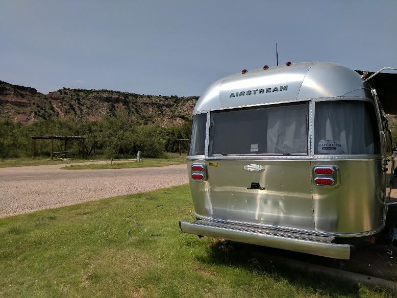 Palo Duro Canyon Campground
