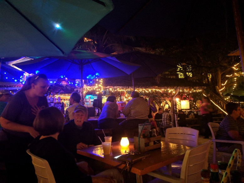 Outdoor area - Schooner Wharf Bar