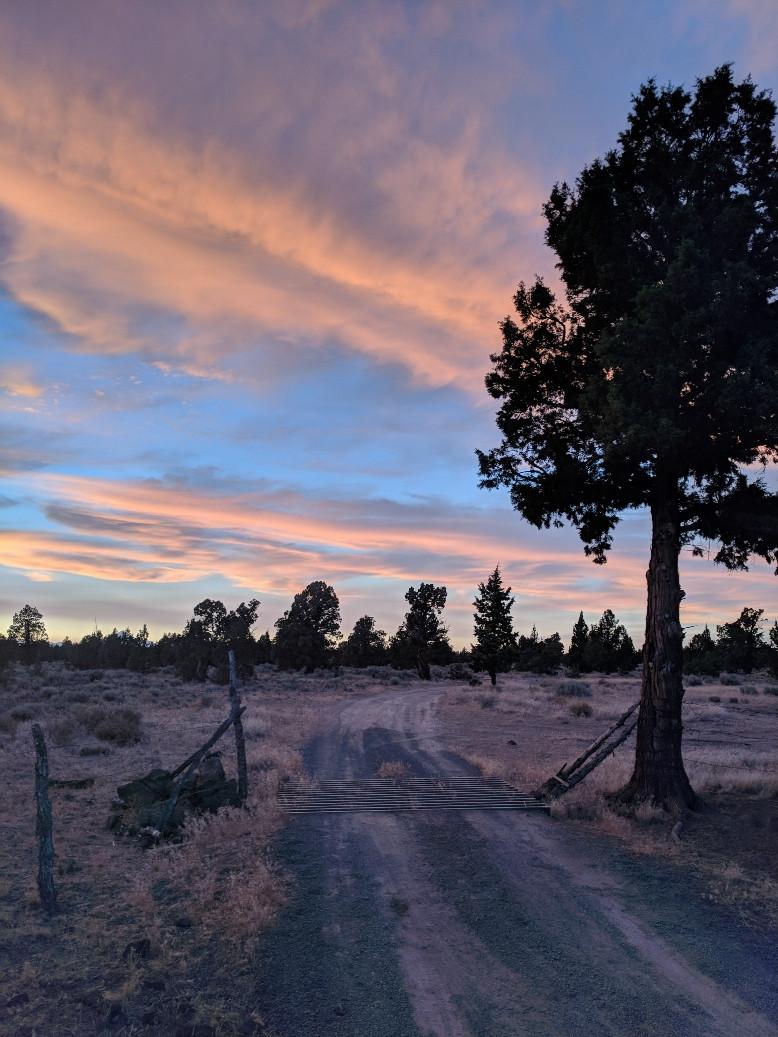 Bend, Oregon Sunset