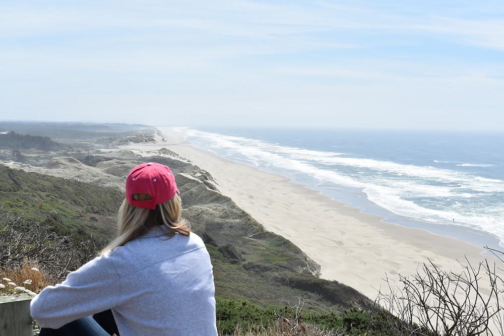Oregon Coastline along Highway 1
