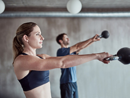Why Kettlebells Are Best For Strength, Fitness & Fat Loss