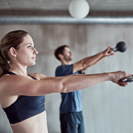 What is the benefits of Kettlebells?
