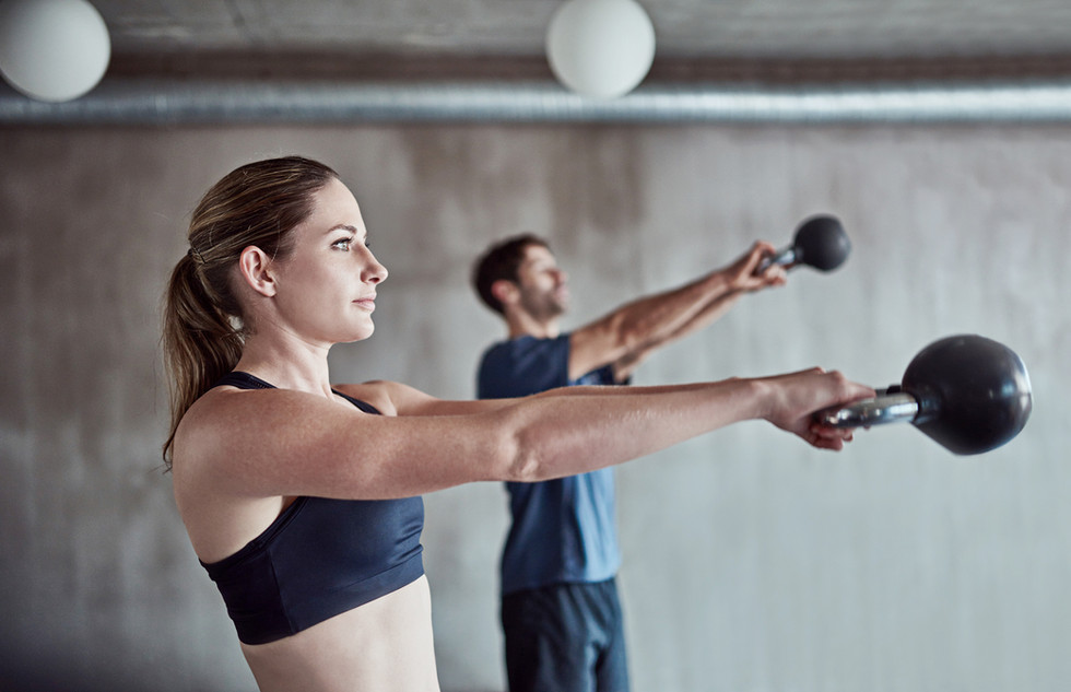 All About Strength Training and HIIT