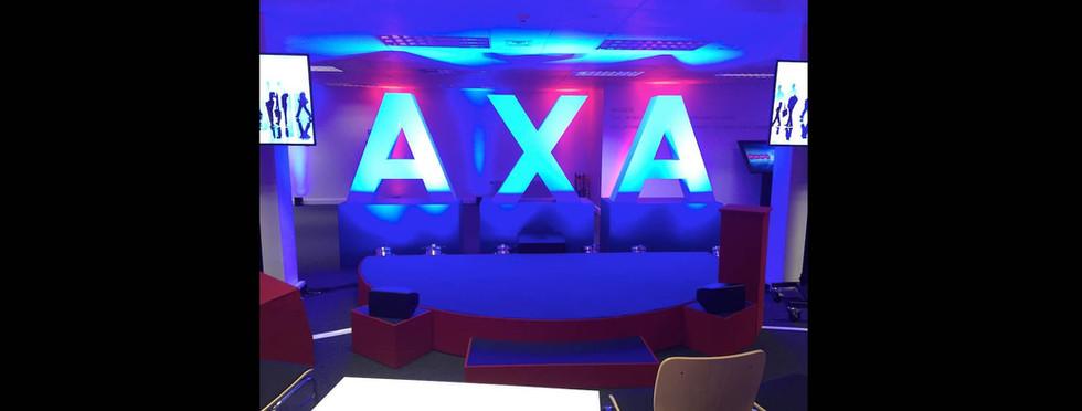 AXA Roadshow