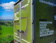 Swooshed New Van Graphics