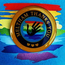 "Swooshed Awarded ""A Pride Of Meltham Award"""
