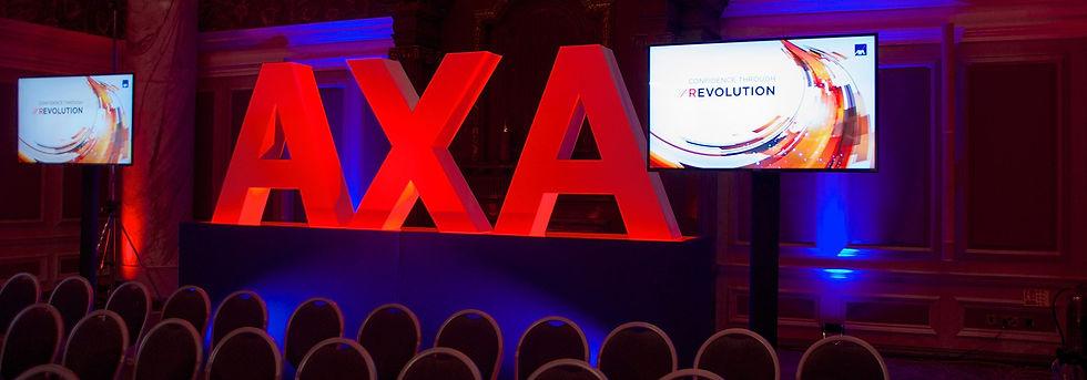 AXA Corporate Roadshow
