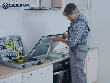 How can you hire services for cooker hob repair Coventry?