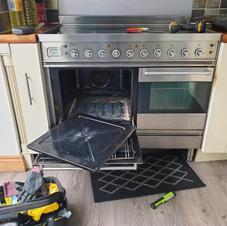 Range Cooker Repair