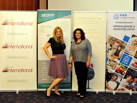 Prva hrvatska konferencija o vinskom marketingu održat će se u zagrebačkom hotelu International 30.6