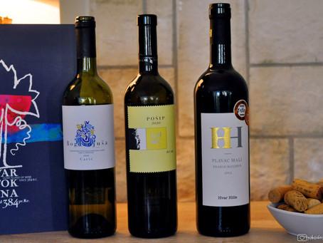 Plavac mali Hvar Hillsa briljirao na ocjenjivanju vina otoka Hvara